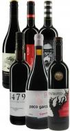 Weinpaket Six Shades of Red (6FL x 0.75L)