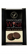 Chocolate meets wine 77%