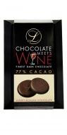 Chocolate meets wine 77%