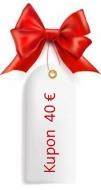 Geschenkgutschein - 40 Euro