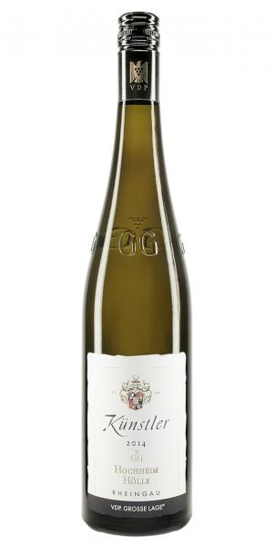 Weingut Künstler Hochheim Hölle Riesling trocken GG 2014