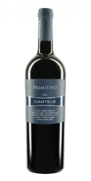 Cantele Classica Primitivo Salento 2015