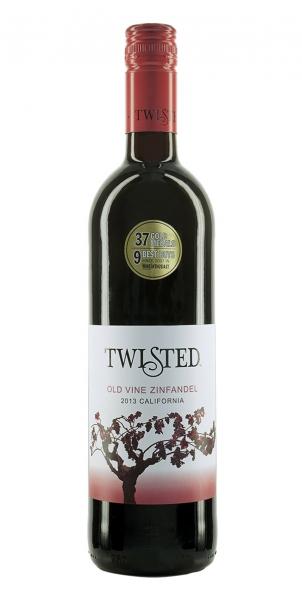 Delicato Twisted Old Vine Zinfandel 2013
