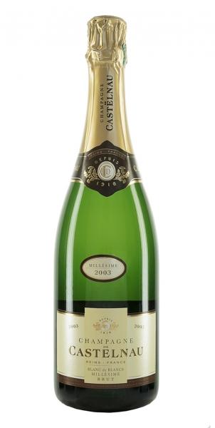 Champagne de Castelnau Blanc de Blanc 2003