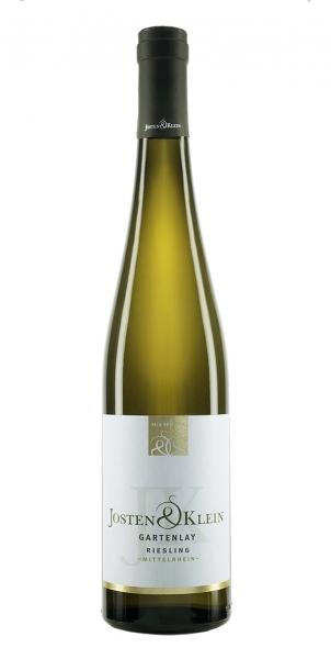 Weingut Josten & Klein Leutesdorf Gartenlay Riesling Fassausbau 2014