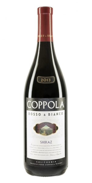 Francis Ford Coppola Winery Rosso Bianco Shiraz 2013