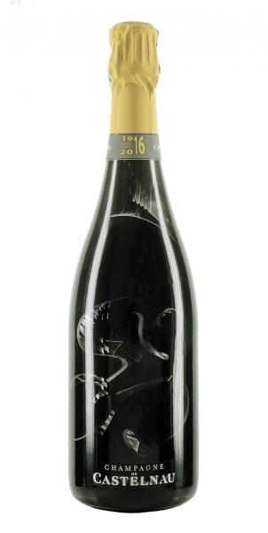 """Champagne de Castelnau """"Tour de France"""" Brut Reserve"""