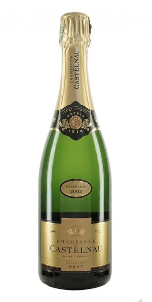 Champagne de Castelnau Brut Millesime 2002