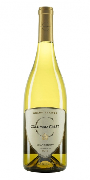 Columbia Crest Grand Estates Chardonnay 2013