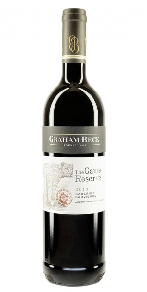 Graham Beck The Game Reserve Cabernet 2013