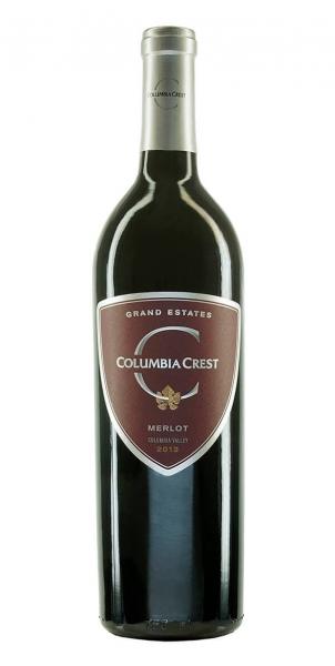 Columbia Crest Grand Estates Merlot 2013