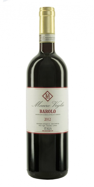 Mauro Veglio Barolo DOCG 2012