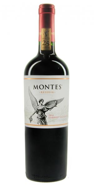 Montes Cabernet Sauvignon 2012