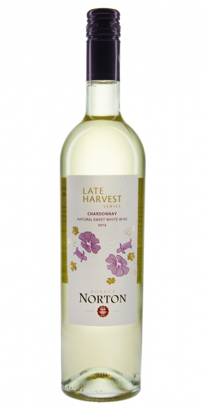 Bodega Norton Late Harvest sweet Chardonnay 2012