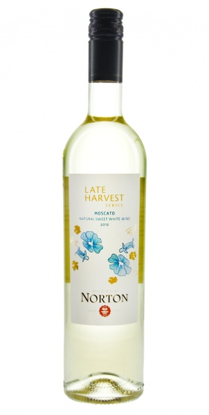 Bodega Norton Late Harvest sweet Moscato 2012