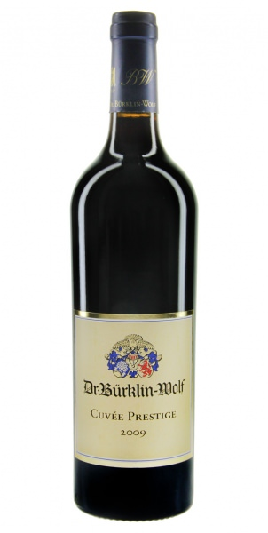 Dr. Bürklin-Wolf Prestige Rotwein QbA trocken 2009