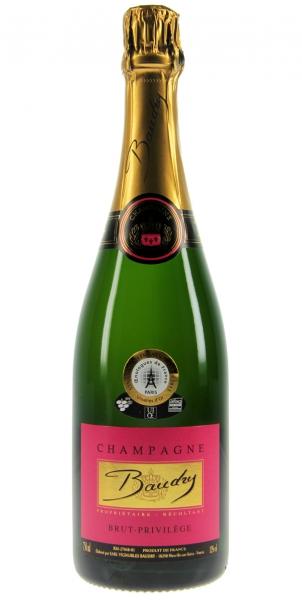 Champagne Baudry Brut Privilège