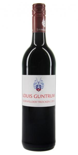 Louis Guntrum Dornfelder trocken 2012