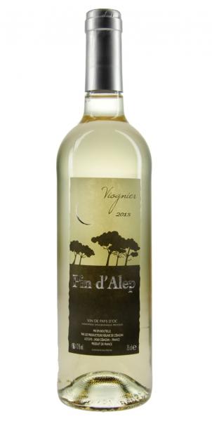 Pin d'Alep Viognier IGP Vin de Pays d'OC 2013