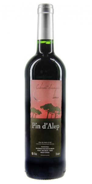 Pin dAlep Cabernet Sauvignon IGP Vin de Pays dOC 2013