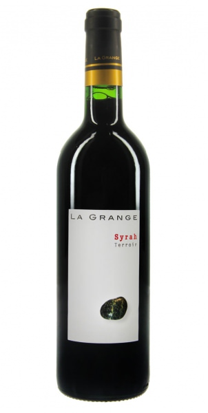 La Grange Terroir Syrah Pays d'Oc IGP 2012