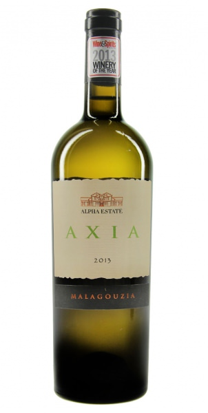 Alpha Estate Axia Malagouzia 2013