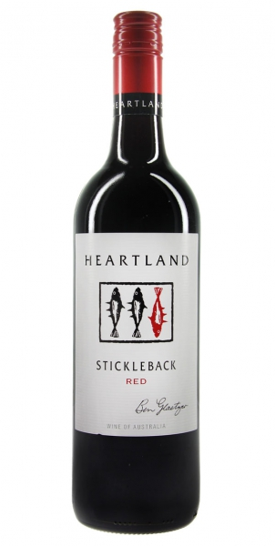 Heartland Stickleback Red 2010
