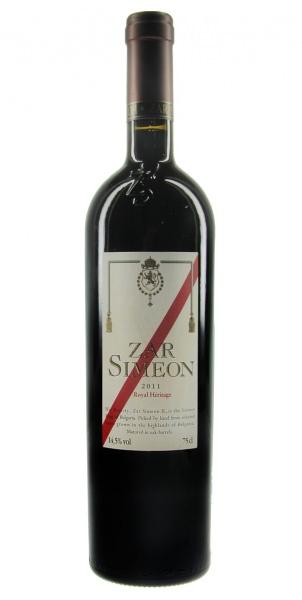 Zar Simeon Royal Héritage 2011