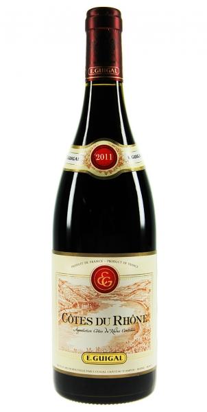 E.Guigal Côtes du Rhône rouge 2011