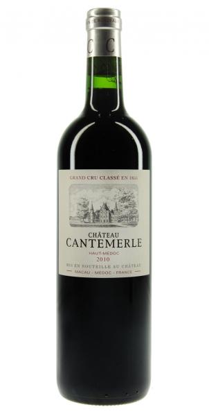 Château Cantemerle Haute-Médoc AC 5. Cru Classé 2010