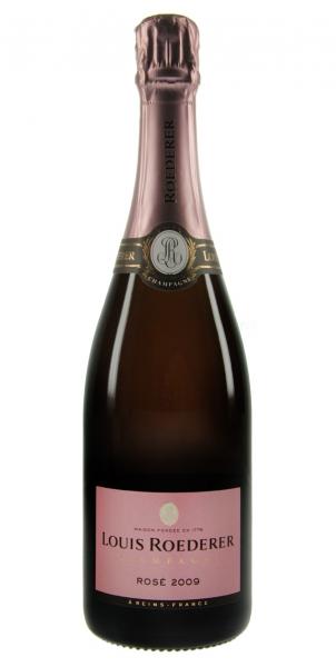 Champagne Louis Roederer Brut Rosé 2009