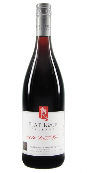 Flat Rock Cellars Pinot Noir 2010