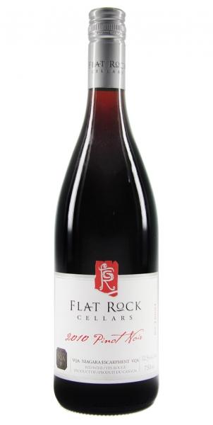 Flat Rock Cellars Pinot Noir 2010