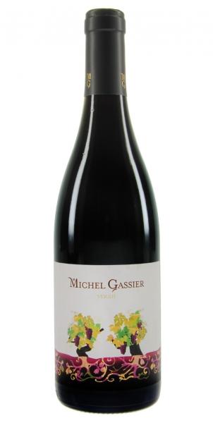 Michel Gassier Les Cepages Syrah 2012