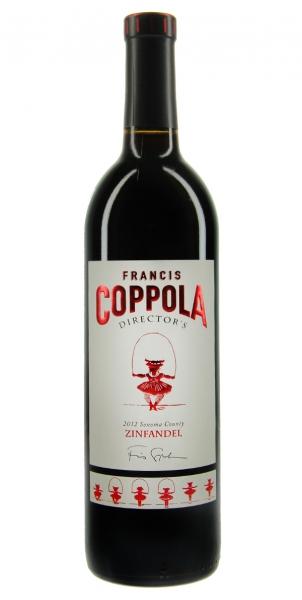 Francis Ford Coppola Directors Zinfandel 2012