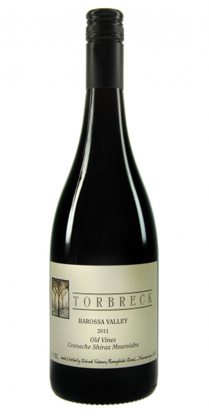 Torbreck Old Vines GMS 2012