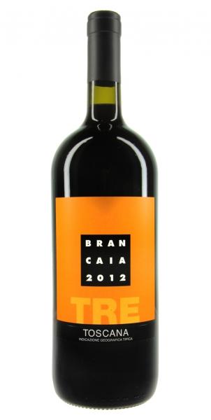 Brancaia Tre Rosso di Toscana IGT Magnum 1.5L La Brancaia 2012