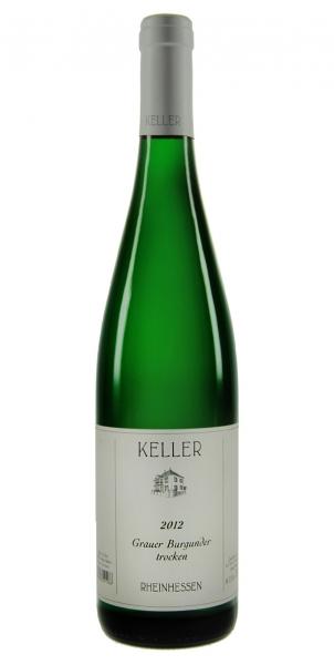 Keller Grauburgunder 2012