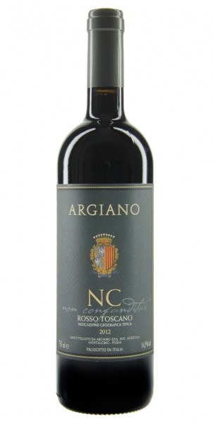 Argiano Non Confunditur 2012