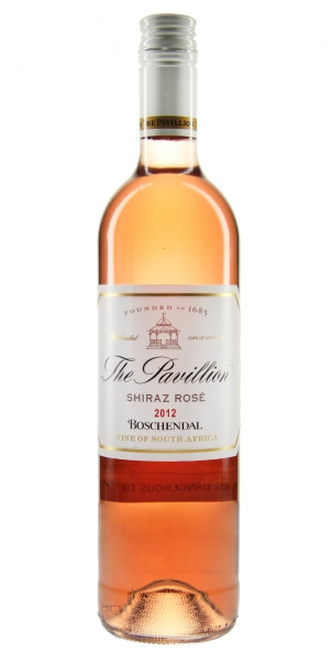 Boschendal The Pavillion Shiraz Rosé 2012