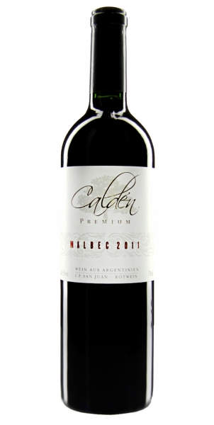 Caldén Premium Malbec 2011