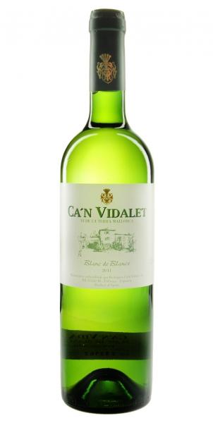 Can Vidalet Blanc de Blancs 2011