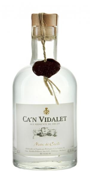 Can Vidalet Marc de Cecili 50cl 2009