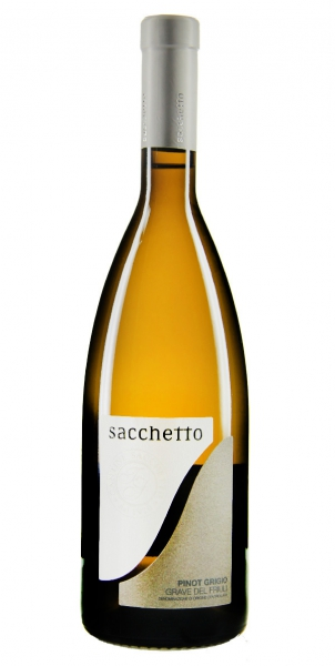 Cantine Sacchetto Pinot Grigio Grave del Friuli DOC 2009