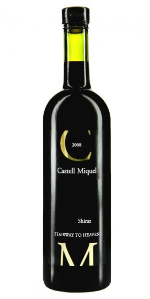 Castell Miquel Stairway to Heaven Syrah 2008