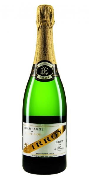 Champagner Irroy Brut Carte DOr