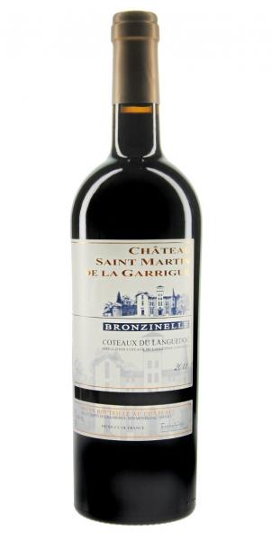 Ch. St. Martin de la Garrigue Bronzinelle rouge 2011