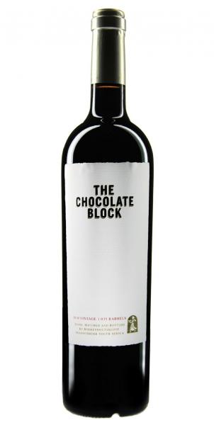 Boekenhoutskloof Chocolate Block 2012
