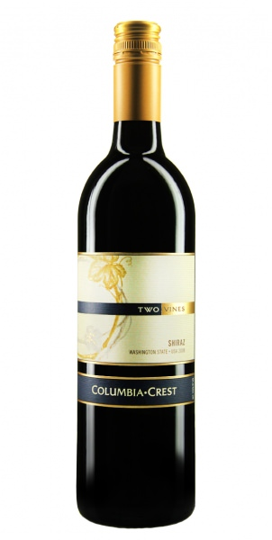 Columbia Crest Two Vines Shiraz 2008