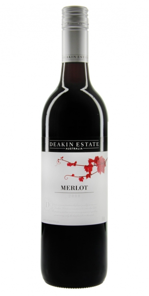 Deakin Estate Merlot 2008